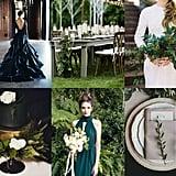 Slytherin-Inspired Wedding