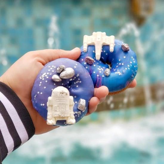 Disneyland Star Wars Doughnuts