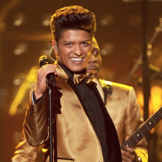 Bruno Mars Is Always Happy (Video)