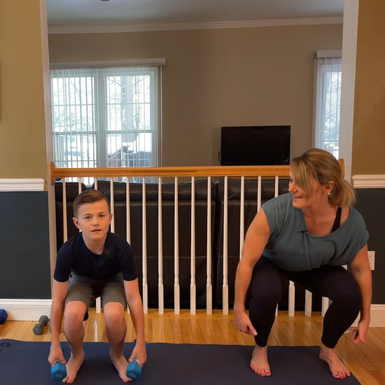 10-Minute Fun Family Strength-Training Workout