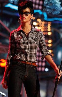 AMAs Style: Rihanna