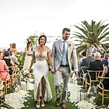 Michael Phelps and Nicole Johnson secretly tied the knot in June 2016 in Paradise Valley, AZ. However, the couple held another wedding ceremony on the beach in Cabo San Lucas in October 2016.
