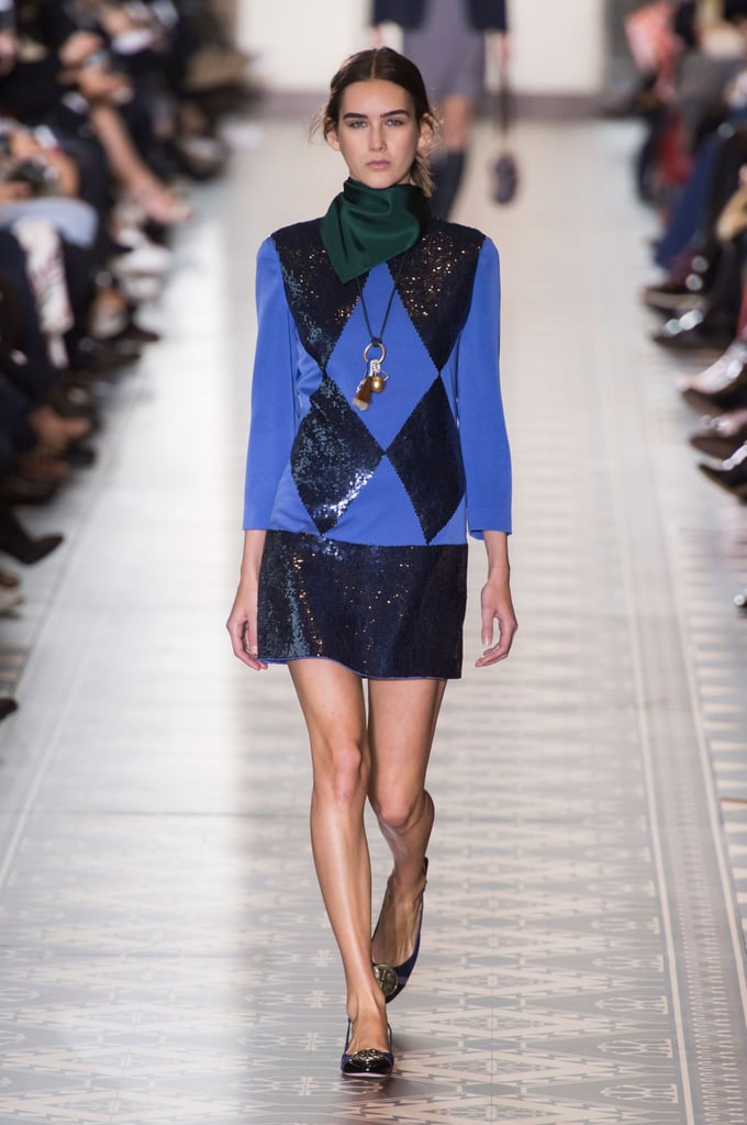 39bd361d6e0f6 Tory Burch Fall 2016 Collection