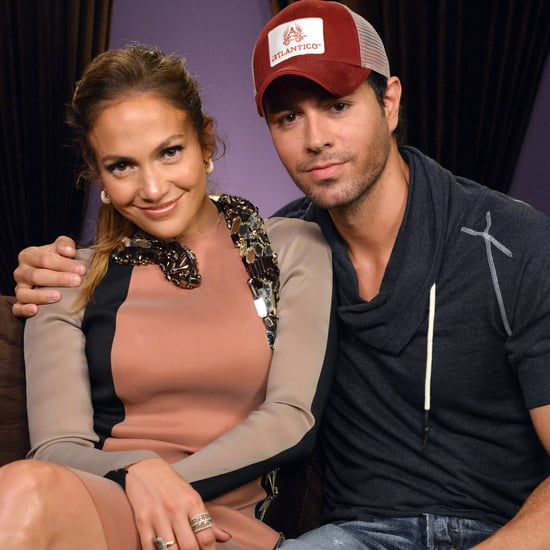 Jennifer Lopez and Enrique Iglesias Perform at a Wedding