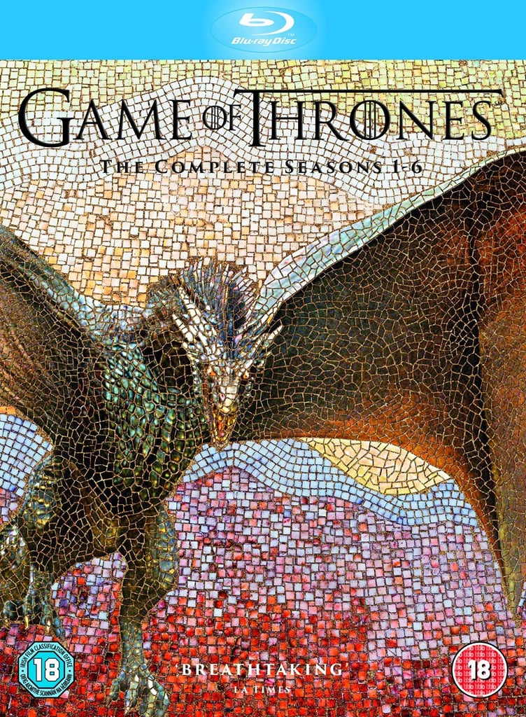 Game of thrones gifts popsugar celebrity australia for Game of thrones christmas gifts 2016