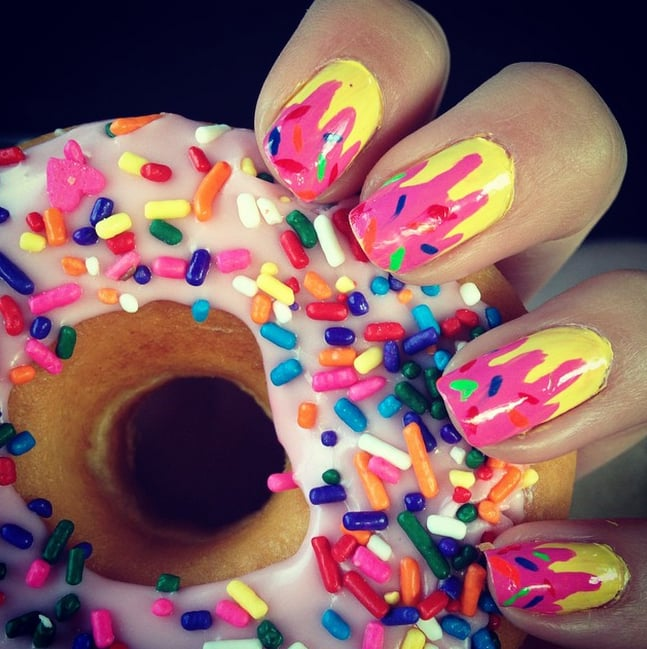 Frosting Fingers