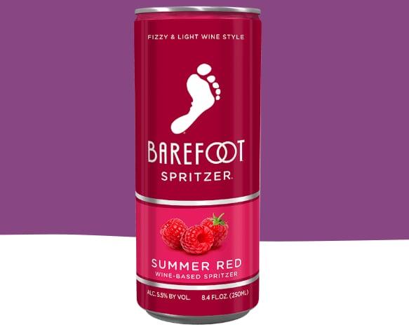 Barefoot Summer Red Spritzer
