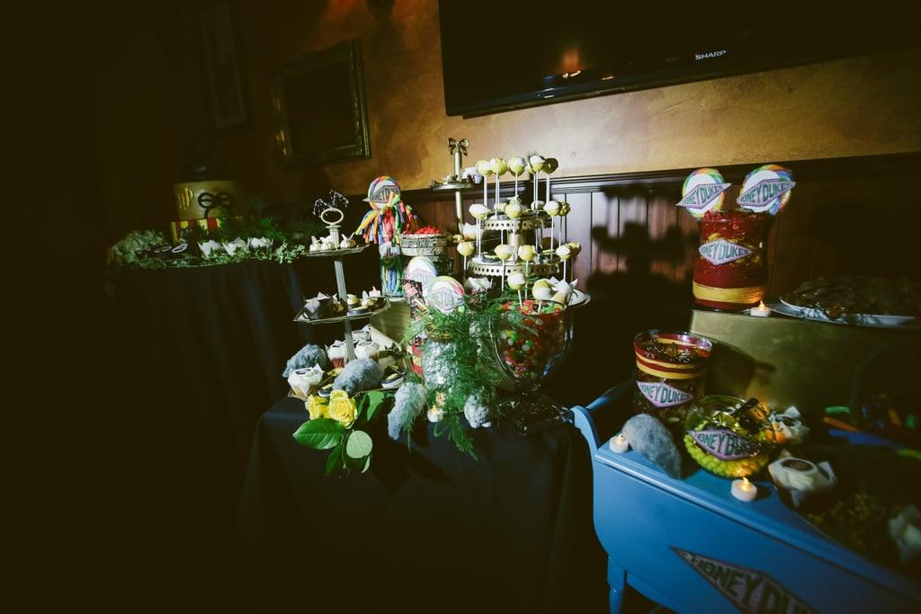 Harry Potter-Themed Wedding