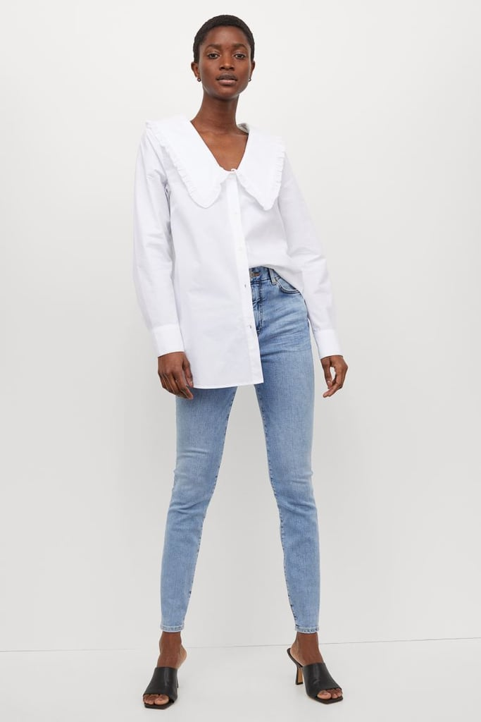 A Classic Pair: H&M Embrace High Ankle Jeans
