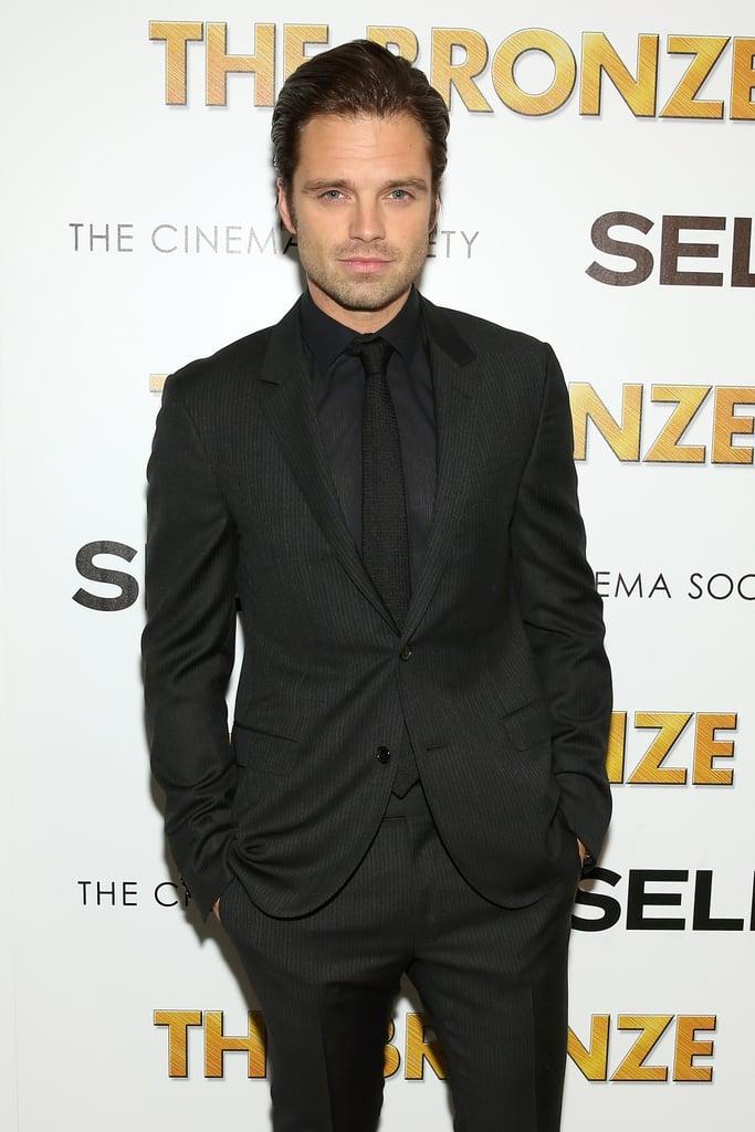 Sebastian Stan Now