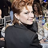جيسي باكلي في حفل توزيع جوائز اختيار النقاد لعام 2020