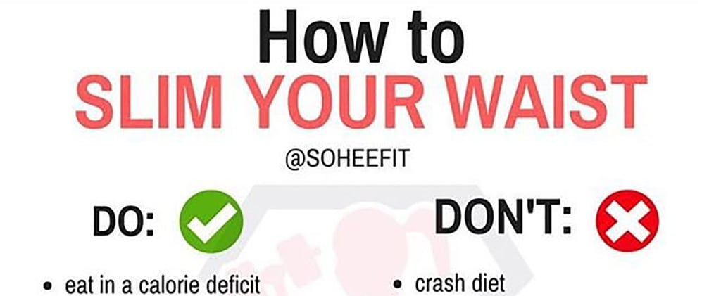 How to Slim Your Waist