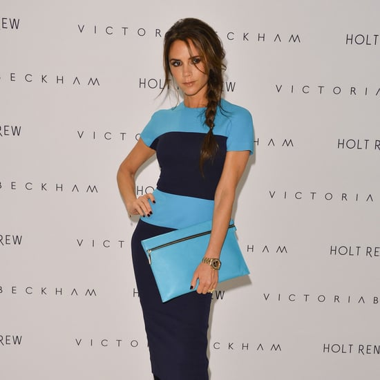 Victoria Beckham Heads to Canda With Baby Harper and Shares Personal Pictures on the Way