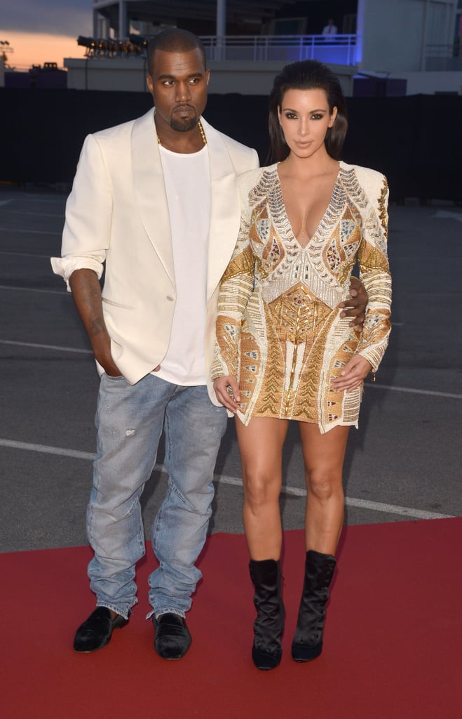 They were front and center at Kanye's Cruel Summer film premiere during the Cannes Film Festival in May 2012.
