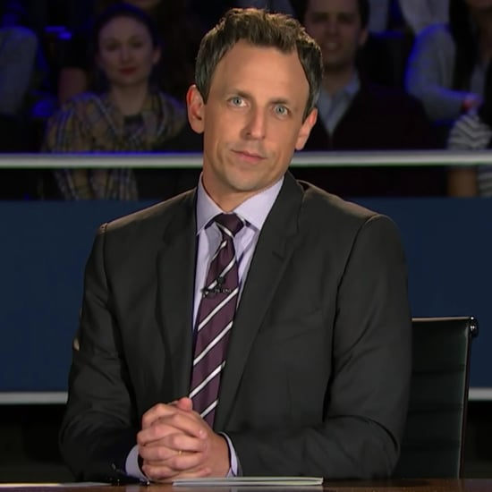 Seth Meyers's Presidential Debate Spoof 2016