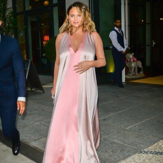 Chrissy Teigen Pregnancy Style 2017