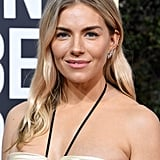 Sienna Miller at the 2020 Golden Globes