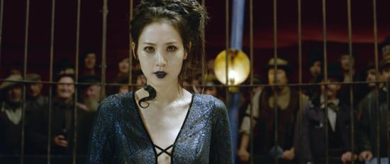 FANTASTIC BEASTS: THE CRIMES OF GRINDELWALD, Claudia Kim, 2018.  2018 Warner Bros. Ent.  All Rights Reserved.Wizarding WorldTM Publishing Rights  J.K. Rowling WIZARDING WORLD and all related characters and elements are trademarks of and  Warner Bros. Entertainment Inc. /Courtesy Everett Collection