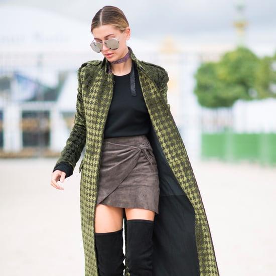 Hailey Baldwin's Jacket Style
