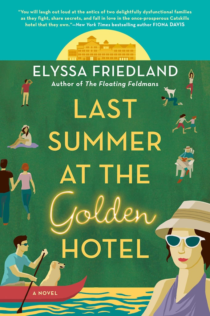 For Beer-Lovers: Last Summer at the Golden Hotel
