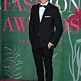 Dylan Sprouse at The Green Carpet Fashion Awards 2019