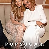 Jennifer Lopez and Beyoncé