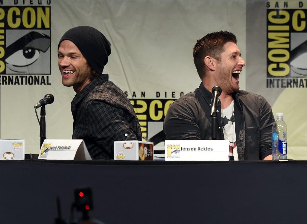 Jared Padalecki's Joke at Comic-Con 2015