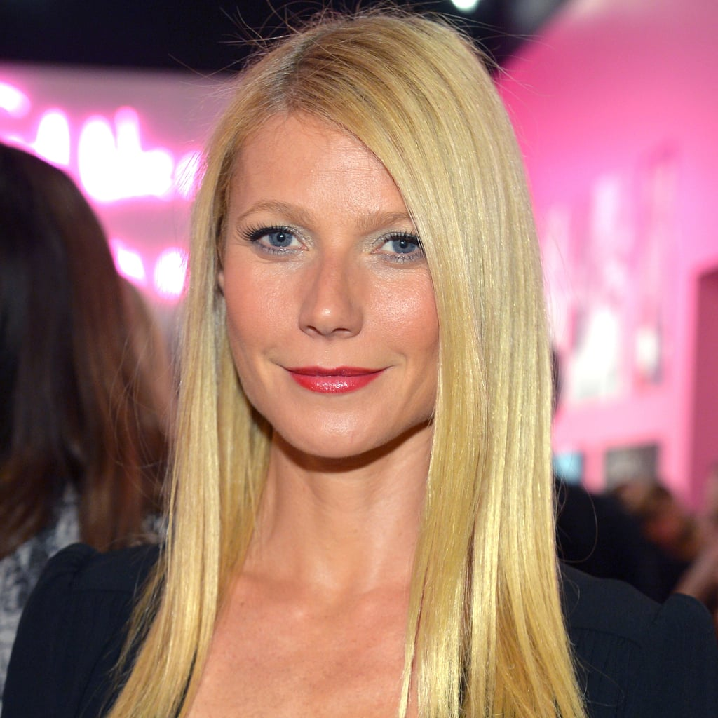 Gwyneth Paltrow Looking Gorgeous to Celebrate DVF