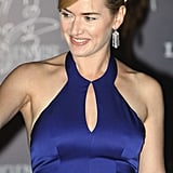 Kate Winslet in China for Longines.