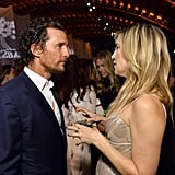 Pictured: Matthew McConaughey and Kate Hudson