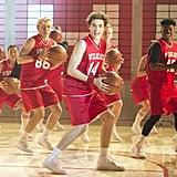 Joshua Bassett on High School Musical: The Musical: The Series