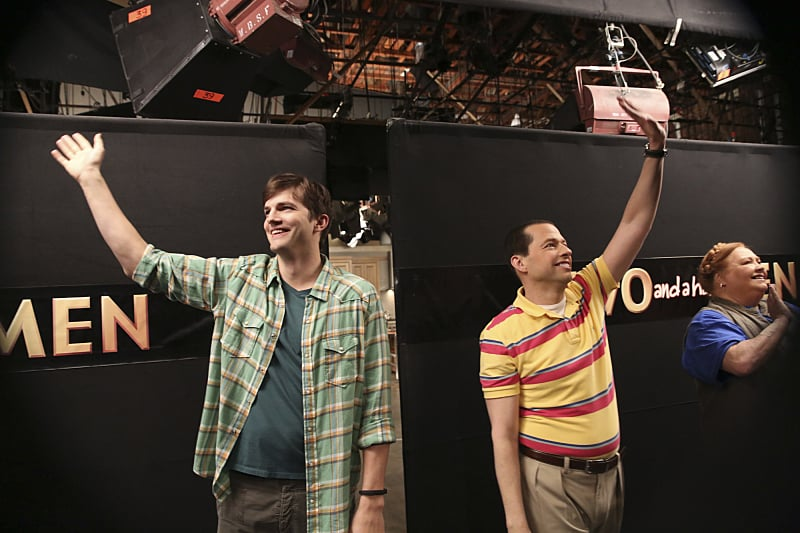 Two and a Half Men Ends This Week! Here's What the Stars Are Saying