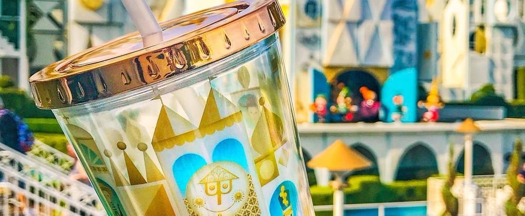 This Whimsical It's a Small World Cup Is Selling Out FAST at Disneyland