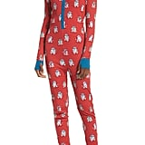 Munki Munki x Star Wars Christmas R2-D2 One-Piece Pajamas