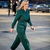 The Outfit: A Jumpsuit + Elegant Accessories
