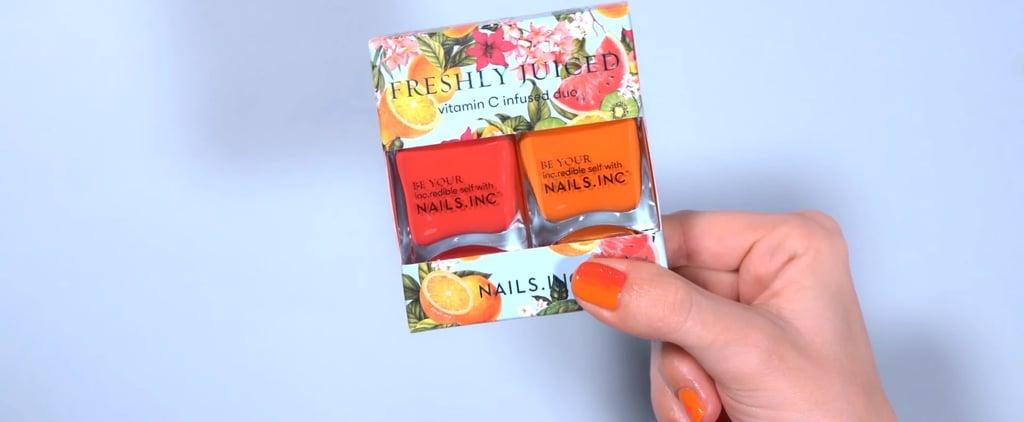 New Summer Nail Products at Sephora