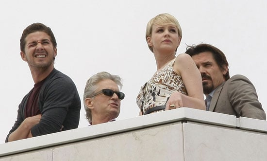 Pictures of Carey Mulligan and Shia LaBeouf at Cannes