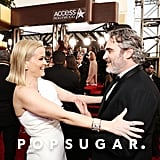 Reese Witherspoon and Joaquin Phoenix Had a Walk the Line Reunion