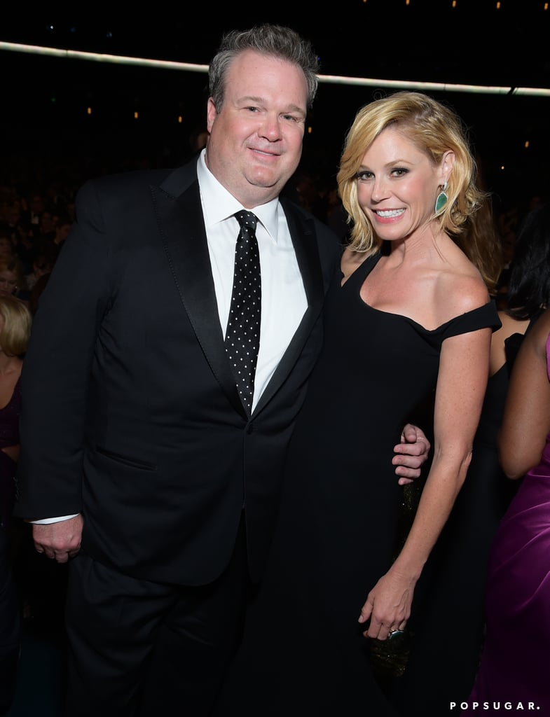 Eric Stonestreet and Julie Bowen