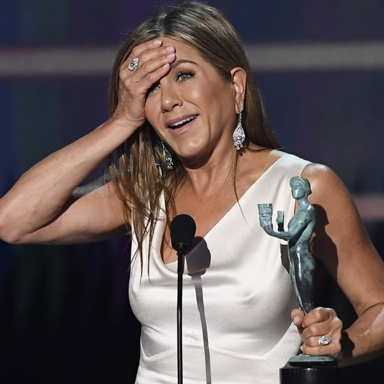 Jennifer Aniston Speech at the SAG Awards 2020 Video