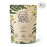 ChocZero's Keto Bark, Milk Chocolate Peanuts