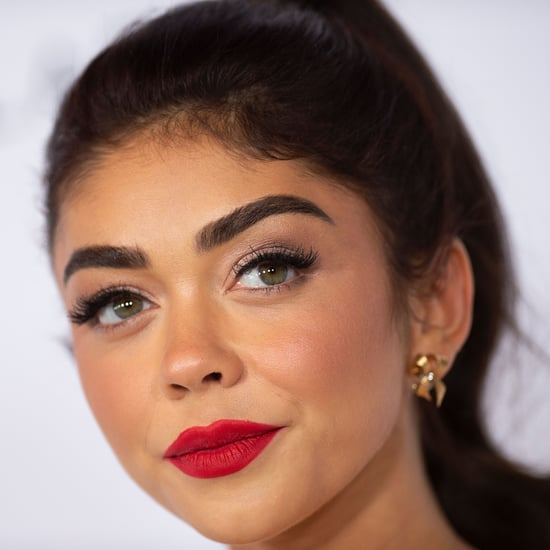 Sarah Hyland Hair and Skin Care Interview