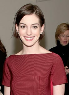 Love It or Hate It? Anne Hathaway's Shorter Cut