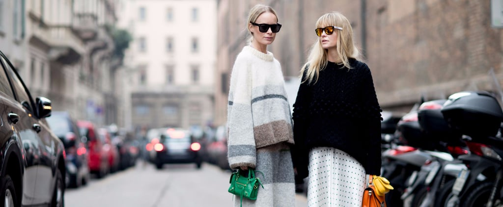 The Best Street Style From Day 2 at Milan Fashion Week
