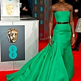 Lupita Nyong'o Loses to Jennifer Lawrence at the BAFTAs
