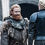 Tormund and Brienne Are 100 Percent Hooking Up