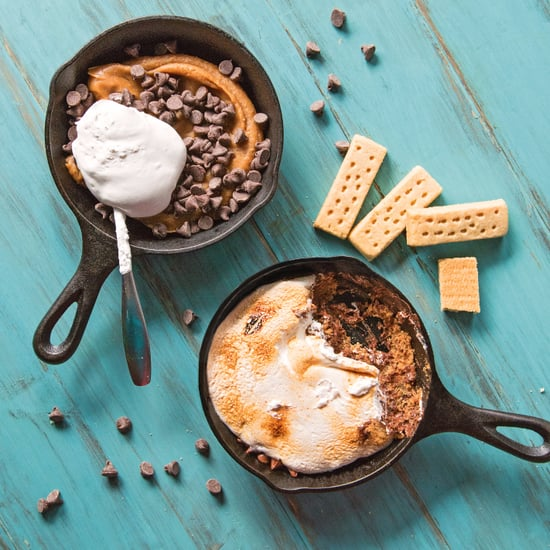 S'mores Cookie Butter Dip Recipe
