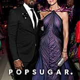 Katie Holmes and Jamie Foxx at the 2019 Met Gala