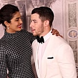 Nick and Priyanka had their hands all over each other during Ralph Lauren's 50th anniversary celebration for NYFW.