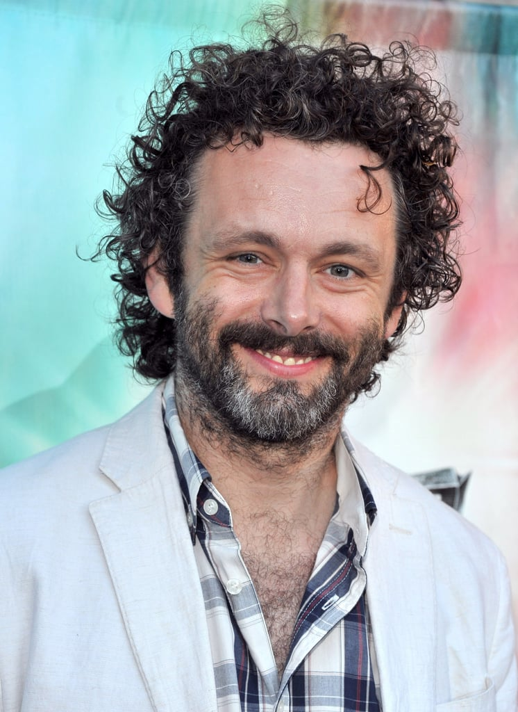 Michael Sheen in Toronto.